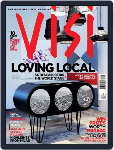 Visi (Digital) August 1st, 2018 Issue Cover