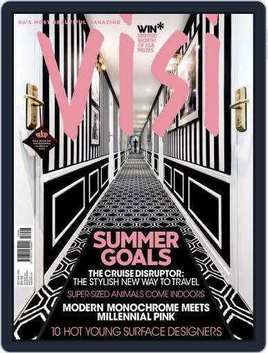 Visi October 1st, 2018 Digital Back Issue Cover