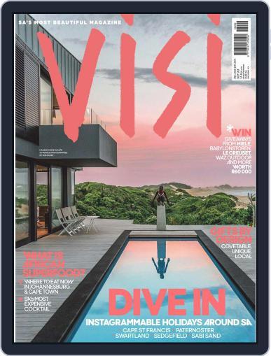 Visi December 1st, 2018 Digital Back Issue Cover