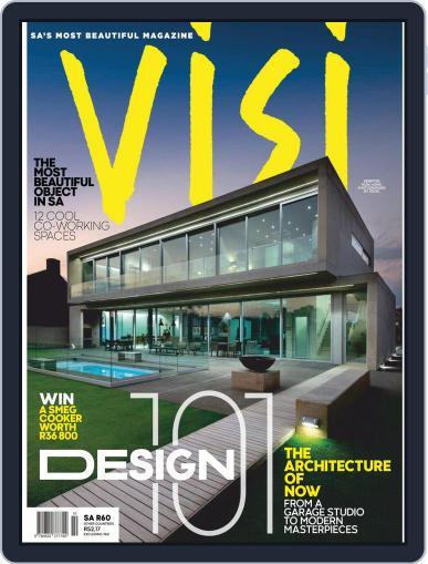 Visi April 1st, 2019 Digital Back Issue Cover