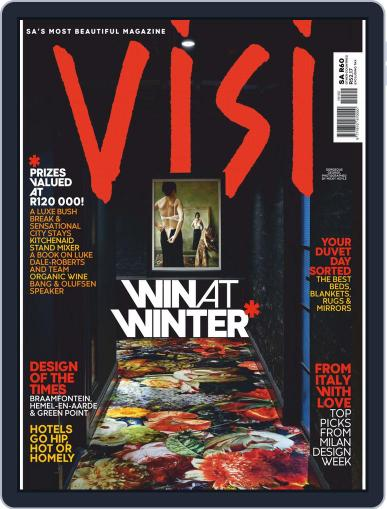 Visi June 1st, 2019 Digital Back Issue Cover