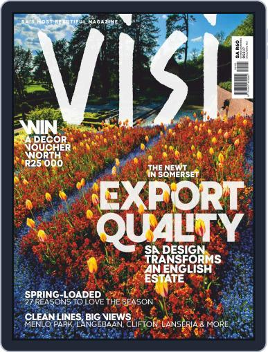 Visi August 1st, 2019 Digital Back Issue Cover
