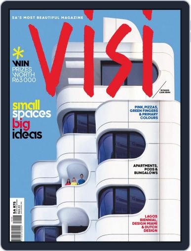 Visi February 1st, 2020 Digital Back Issue Cover