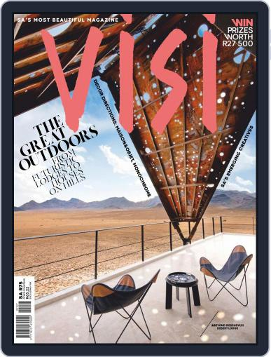 Visi (Digital) March 1st, 2020 Issue Cover