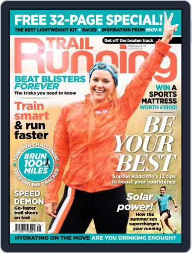 Trail Running June 1st, 2018 Digital Back Issue Cover