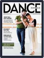 Dance Australia (Digital) Subscription May 20th, 2016 Issue