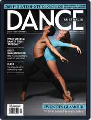 Dance Australia (Digital) Subscription August 1st, 2017 Issue
