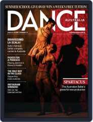 Dance Australia (Digital) Subscription October 1st, 2018 Issue