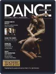 Dance Australia (Digital) Subscription December 1st, 2018 Issue
