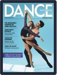 Dance Australia (Digital) Subscription April 1st, 2019 Issue