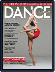 Dance Australia (Digital) Subscription August 1st, 2019 Issue