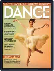 Dance Australia (Digital) Subscription October 1st, 2019 Issue