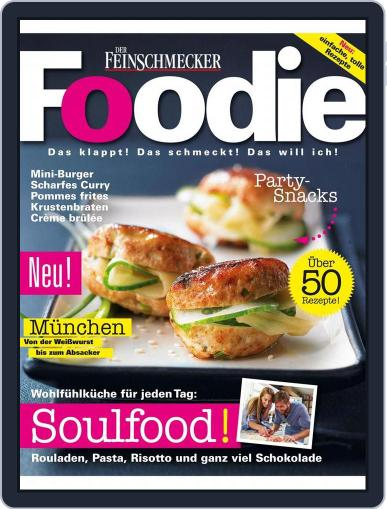 FOODIE February 10th, 2016 Digital Back Issue Cover