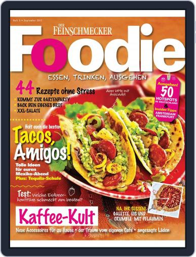 FOODIE September 1st, 2017 Digital Back Issue Cover