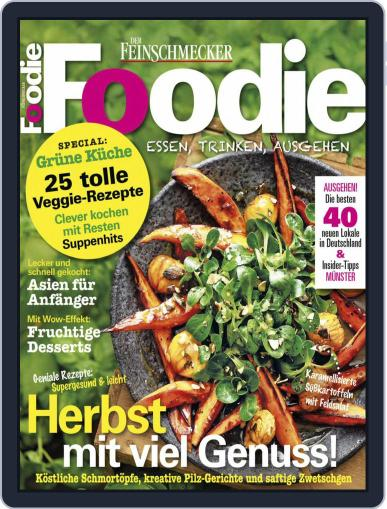 FOODIE September 1st, 2018 Digital Back Issue Cover