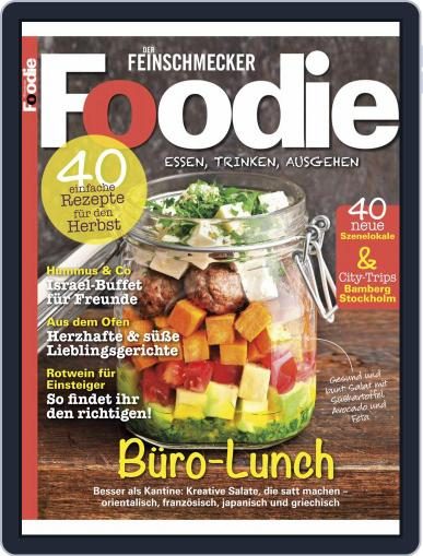 FOODIE September 1st, 2019 Digital Back Issue Cover