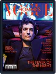 Vogue hommes English Version (Digital) Subscription September 1st, 2014 Issue