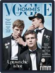 Vogue hommes English Version (Digital) Subscription March 17th, 2015 Issue