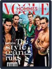 Vogue hommes English Version (Digital) Subscription January 1st, 2017 Issue