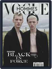 Vogue hommes English Version (Digital) Subscription November 1st, 2019 Issue