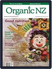 Organic NZ (Digital) Subscription October 18th, 2012 Issue