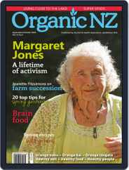 Organic NZ (Digital) Subscription September 1st, 2016 Issue