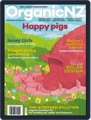 Organic NZ (Digital) Subscription September 1st, 2017 Issue