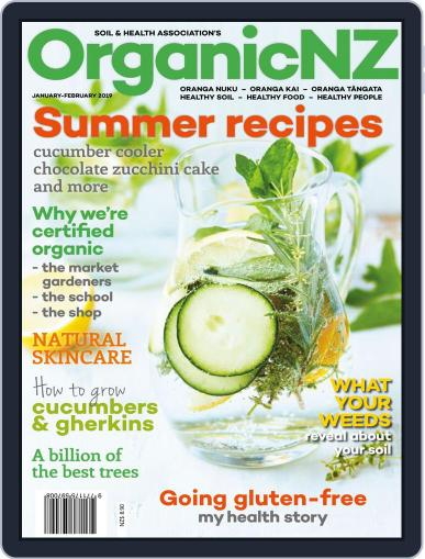 Organic NZ (Digital) January 1st, 2019 Issue Cover