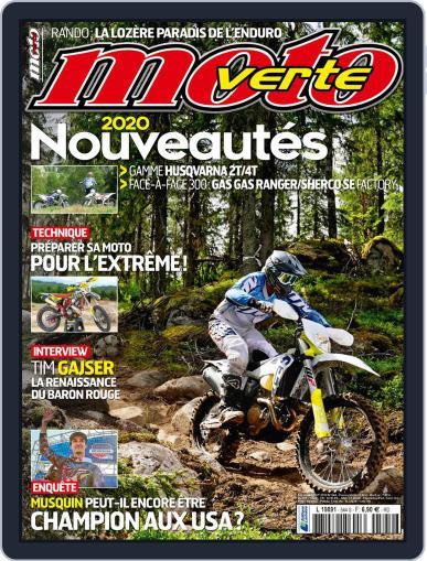 Moto Verte August 1st, 2019 Digital Back Issue Cover