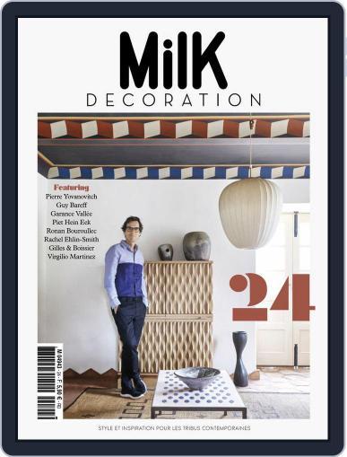 Milk Decoration (Digital) June 1st, 2018 Issue Cover