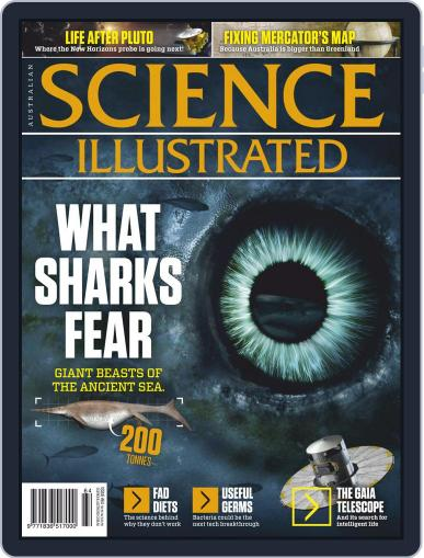 Science Illustrated Australia (Digital) January 1st, 2019 Issue Cover