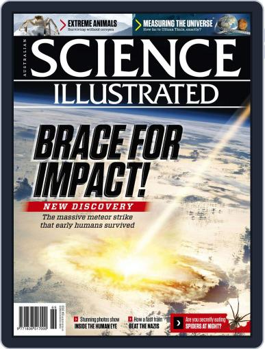 Science Illustrated Australia (Digital) August 3rd, 2019 Issue Cover