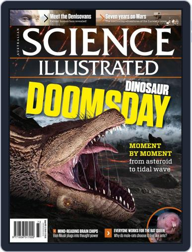 Science Illustrated Australia (Digital) February 8th, 2020 Issue Cover
