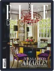 ELLE DECOR Spain (Digital) Subscription November 1st, 2019 Issue