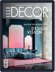 Elle Decor Italia (Digital) Subscription April 1st, 2019 Issue