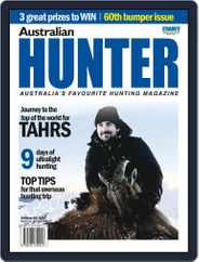 Australian Hunter (Digital) Subscription February 1st, 2017 Issue