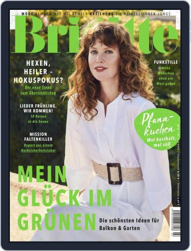 Brigitte (Digital) March 11th, 2020 Issue Cover