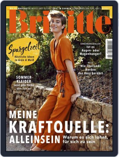 Brigitte (Digital) April 1st, 2020 Issue Cover