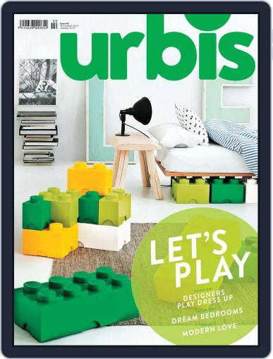 Urbis (Digital) April 3rd, 2012 Issue Cover