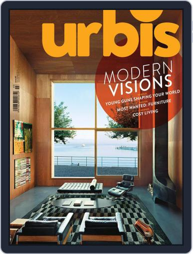 Urbis (Digital) May 27th, 2012 Issue Cover