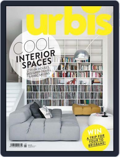 Urbis (Digital) September 30th, 2012 Issue Cover