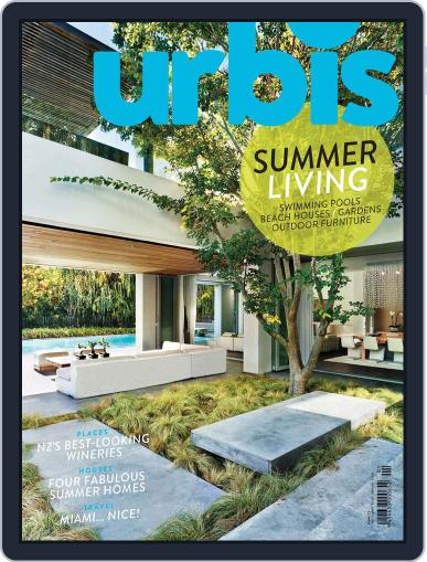 Urbis (Digital) January 26th, 2013 Issue Cover