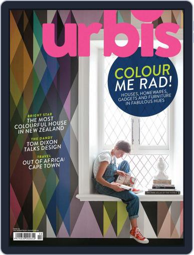 Urbis (Digital) March 23rd, 2013 Issue Cover