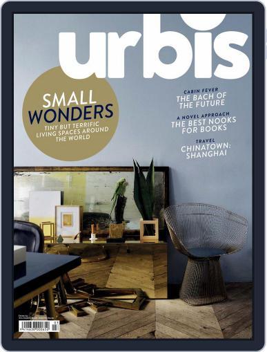 Urbis (Digital) June 12th, 2013 Issue Cover