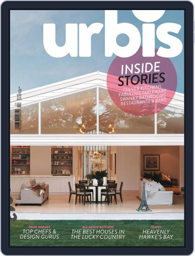 Urbis (Digital) August 2nd, 2013 Issue Cover