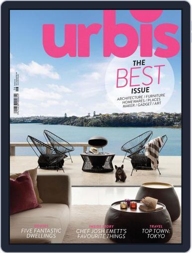 Urbis (Digital) December 4th, 2013 Issue Cover