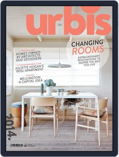 Urbis (Digital) April 4th, 2014 Issue Cover