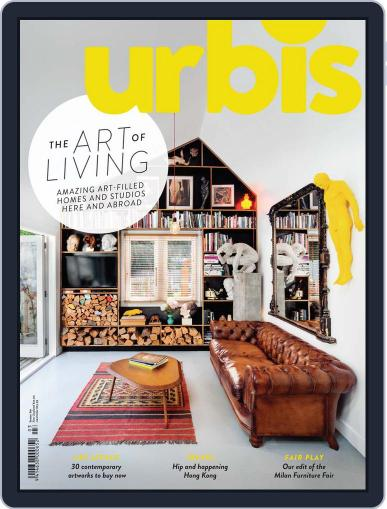 Urbis (Digital) June 6th, 2014 Issue Cover