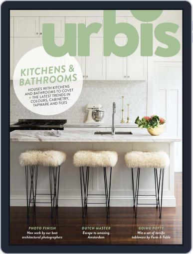 Urbis (Digital) October 5th, 2014 Issue Cover