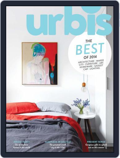Urbis (Digital) December 9th, 2014 Issue Cover
